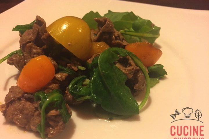 Carne e verdure Giovanna Pitotti Cucineinsincrono
