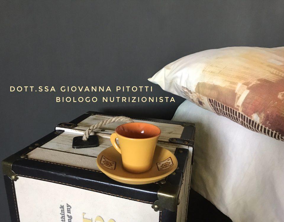 giovanna pitotti caffè e insonnia nutrizionista roma