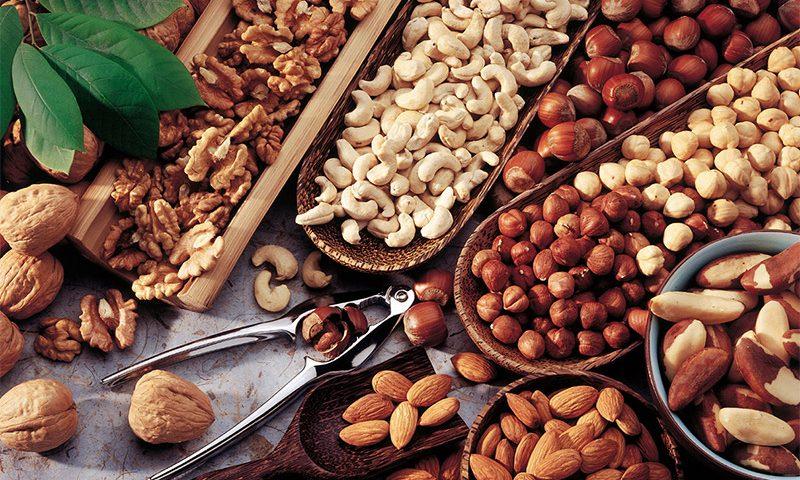 frutta secca - giovanna pitotti biologo nutrizionista